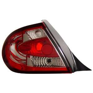 Anzo USA 221141 Dodge Neon Red/Clear Tail Light Assembly   (Sold in