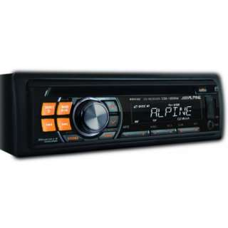 Autoradio Alpine CDE 120RM / CDE 120RR   SINTO CD / USB/ in 2 Colori