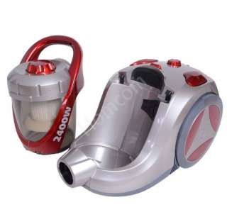 2400W 4.5L CYCLONIC BAGLESS VACUUM CLEANER CLEANERS 2011 NEW