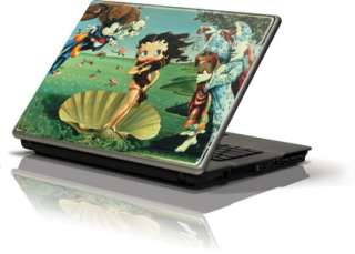 Skinit Betty Boop at Sea Skin for Generic 12in Laptop 10.6in X 8.3in