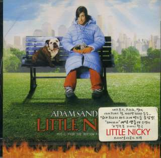 LITTLE NICKY   Original Soundtrack KOREA CD *SEALED*
