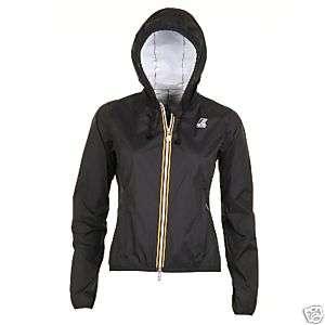 00F40K02 K way Giubbotto Giubbino Donna Tg XL giacca vento