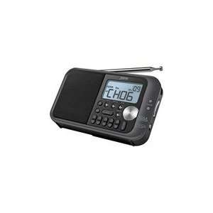 jWIN JX M122 Portable Radio Tuner Electronics