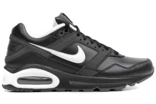 Nike Air Max Navigate Leather 456977 006 New Men Black Casual Classic