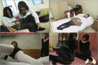 ASIAN TIGHTS PANTYHOSE LEOTARDS FEET LEGS 14 DVD CHOICE
