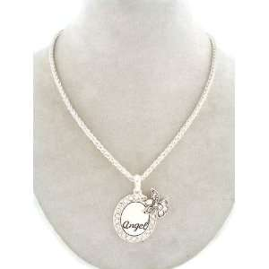 Angel Necklace ~ Fashion Jewelry Sports & Outdoors