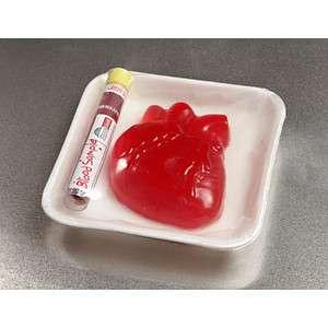 ThinkGeek :: Giant Bleeding Heart Gummy Candy