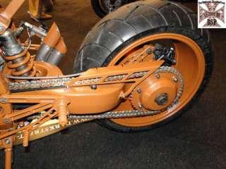 Honda CBR900RR Custom Bike Streetfighter Cafe Racer Hammer Umbau in