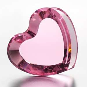 Sorelle Pink Crystal Heart: Home & Kitchen