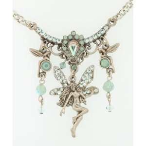 Kirs FOlly Luna Mist Fairy Necklace Silvertone: Everything Else