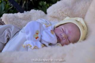 LANDON~ TAMIE YARIE REBORN BABY DOLL KIT~ NEW RELEASE