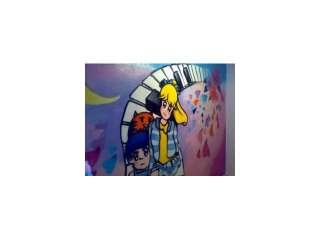 graffiti pofesional murales artisticos LA MEJOR PUBLICIDAD PARA SU