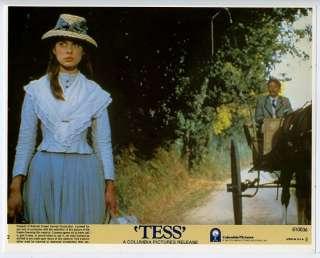 Mini Lobby Card~Nastassja Kinski~Tess (1979) Roman Polanski