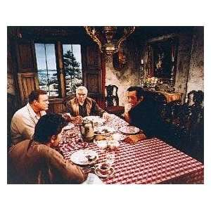 Photo or Canvas Print (Lorne Greene Michael Landon) Home & Kitchen