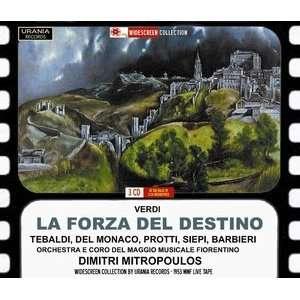 Mario Del Monaco, Aldo Protti, Renato Capecchi, Cesare Siepi, Dimitri