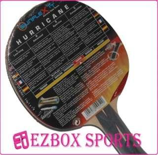 Sunflex Table Tennis Bat Racquet Hurricane Ergo Grip