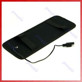 Car Battery Charger Solar Power Panel 12V 200mA 3.5W