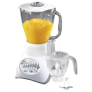Oster 14 Speed Blender and Combination Food Processor