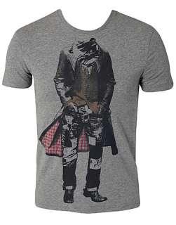 Morato Tee   Antony Morato   Grey   T shirts   Clothing men   NELLY