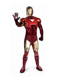 Adult Collectors Edition Iron Man 2 Mark Vi Costume  Cheap Movie