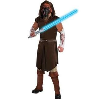 Star Wars Clone Wars Deluxe Plo Koon Adult Costume, 33090