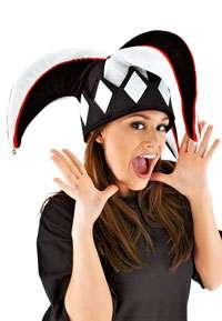 03572ef30 Court Jester Hat Clip Art on PopScreen