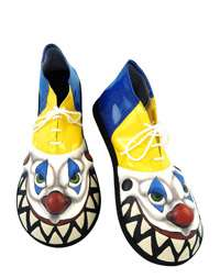 Evil Clown Shoes   Clown Costume Accessories