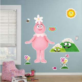 Yo Gabba Gabba Foofa Giant Wall Decal   Costumes, 75467