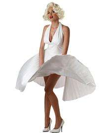 Make Your Own Marilyn Monroe Costume
