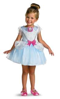 Disney Princess Cinderella Ballerina Classic Toddler Costume for