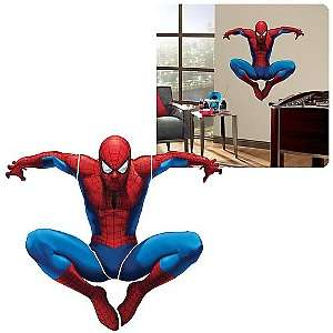 Spider Man Peel and Stick Giant Wall Applique
