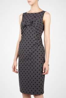 Moschino Cheap & Chic  Polka Dot Shift Dress by Moschino Cheap