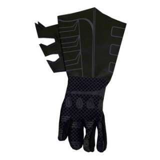 Child Batman Gloves   Batman Begins Costume Accessories   15RU2472