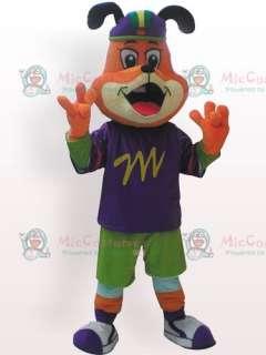 Dog Plush Adult Mascot Costume for Sale
