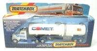 MATCHBOX SUPER KINGS K 103 TANKER TRUCK COMET 1983 x
