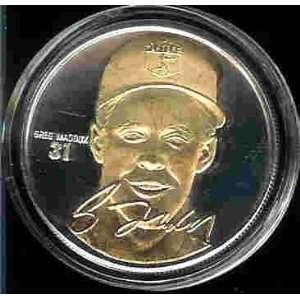 com 1997 Highland Mint SIGNATURE SERIES MLB Baseball Collectible Coin