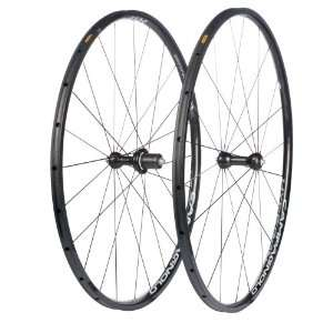 FW Road Wheel Set   700c, QR, 8/9/10 Speed, Black