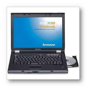 15.4 Notebook PC (Intel Core Duo 2300E, 512 MB RAM, 80 GB Hard Drive