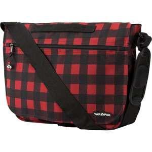 YAK PAK Basic Shoulder Messenger Bag 161367126