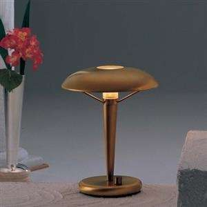 Holtkotter 6228/1 AB Antique Brass Halogen Desk/Table Lamp