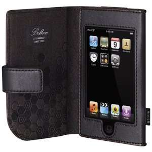 Belkin Leather Folio Case for iPod touch 1G (Black