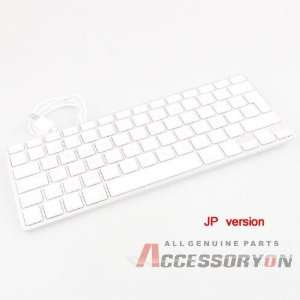 Genuine Apple Ultra Thin Aluminum Keyboard A1242 JP.ver