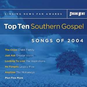 News Fan Awards Top Ten Southern Gospel Singing News Fan Awards