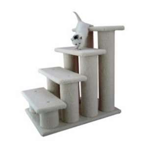 4 Step Fleece Pet Steps Pet Supplies
