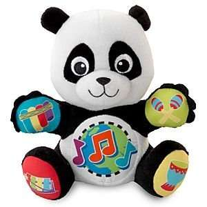 Disney Baby Einstein Panda Plush Press and Play Pal: Toys