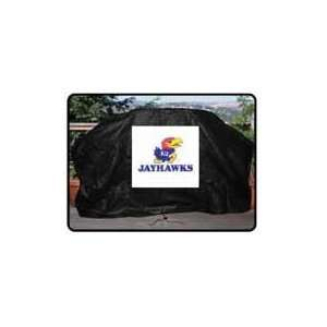 Kansas Jayhawks ( University Of ) NCAA Barbecue BBQ/Grill Cover (Gas