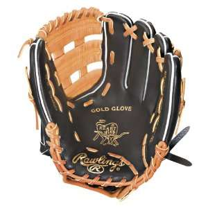 Web Infield Baseball Glove (Michael Young Model): Sports & Outdoors