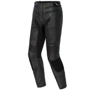 Joe Rocket Blaster 2.0 Perforated Mens Leather Motorcycle Pants Black