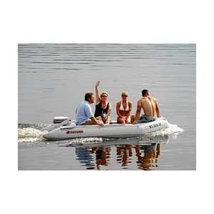 Saturn 11 SD330 Inflatable Motor Boat with High Pressure Air floor