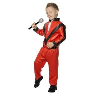 Michael Jackson Thriller Costume   Boys [Toy] Toys & Games